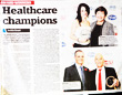 Healthcare Champions, NHS Scotland
