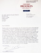 Letter from Oxford Brookes University, Centre for Health Care Research & Development